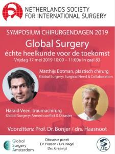Flyer chirurgendagen 2019